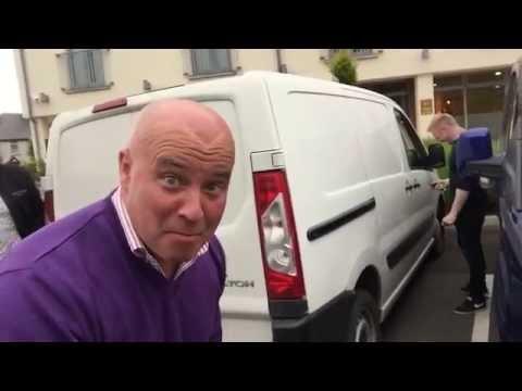 Treyvaud Travels Vlog Episode 3  County Antrim
