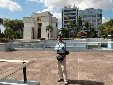 """The Great Indian Traveller """"Mahayatri""""on Dominican Republic tour"""