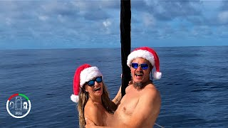 #141 ATLANTIC Crossing and NAKED XMAS in the MIDDLE OF NOWHERE PART 2