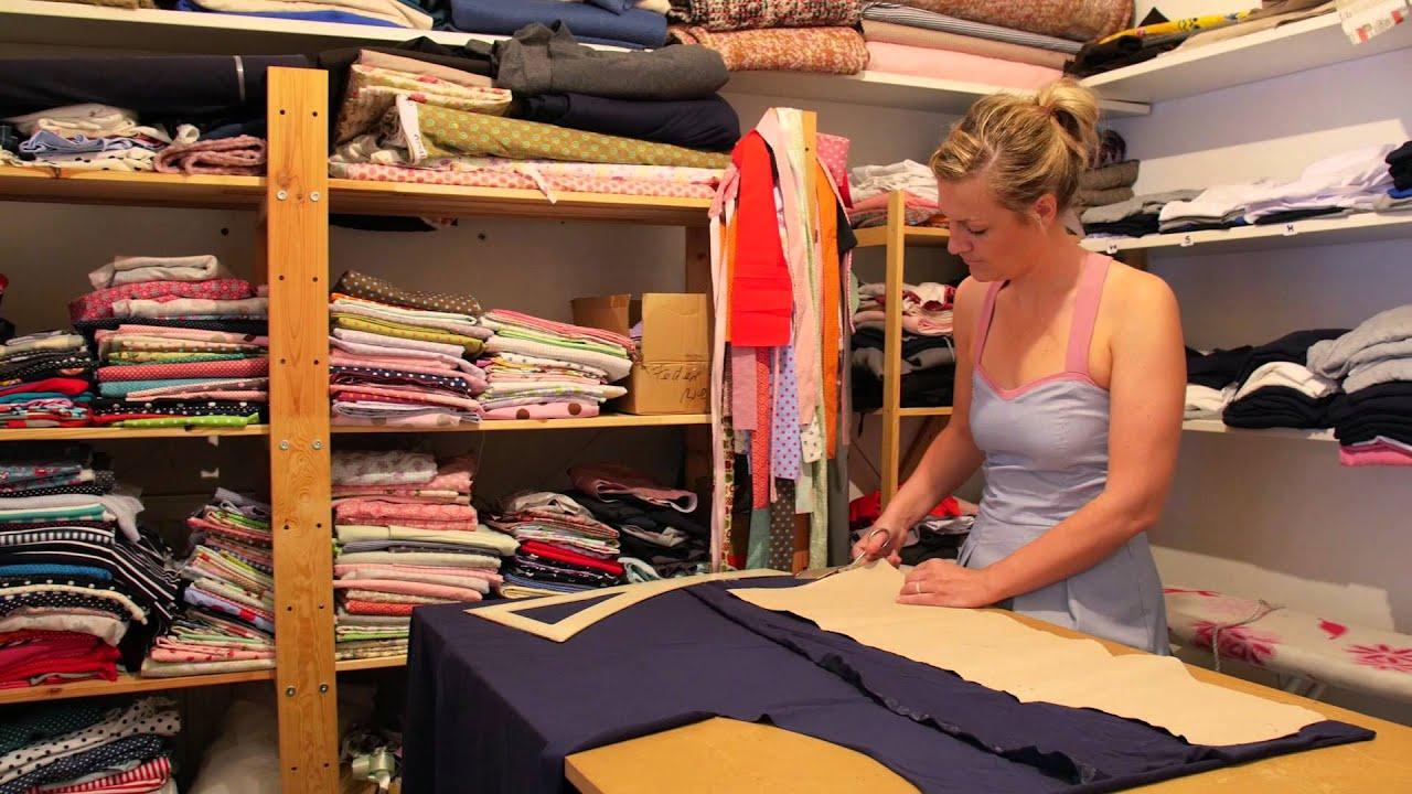 Liebesbunt - selbstgenähte Kleider in Hannover - YouTube