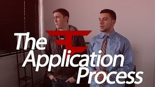 Repeat youtube video The FaZe Application Process