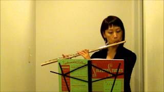 Flute Toot-orial: Etude in e minor (Ferling, Franz Wilhelm 1796-1874)