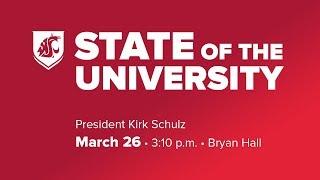 State of the University Address 2019 thumbnail
