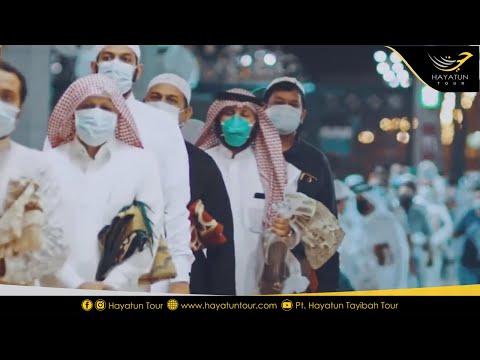 Dokumentasi Keberangkatan Jamaah Umroh Bahana Sukses Sejahtera 7 Desember 2019 BSTravel sebagai Biro.