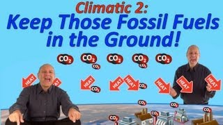 Climate Change Rap 2 - Keep Those Fossil Fuels in the Ground!
