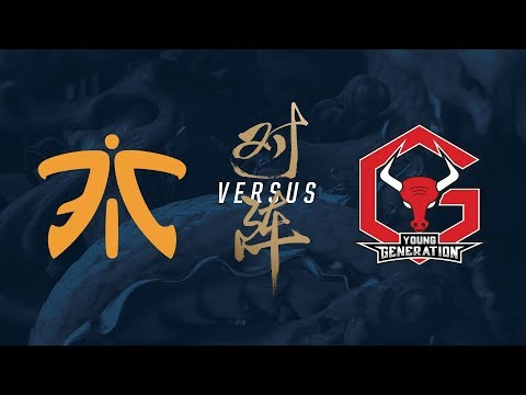 FNC vs. YG   Play-In Day 4   2017 World Championship   Fnatic vs. Young Generation