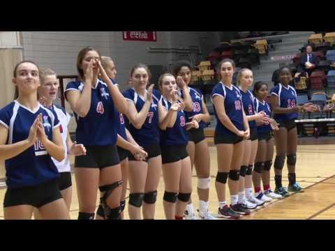 Boston Pizza MHSAA AAAA Varsity Girls Volleyball Championships