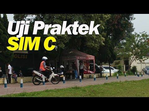 Kepoin Uji Praktek SIM C | TMCBLOG #1157
