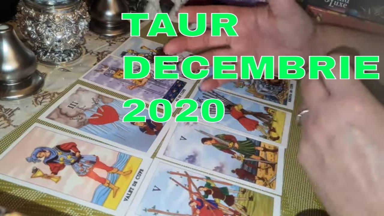 ♉ Zodia TAUR / DECEMBRIE - 2020/Previziuni Tarot ♉