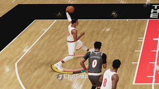 NBA 2K21 My Career PS5 EP 17 - Rec Bounce Pass Lob!