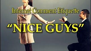 Internet Comment Etiquette Nice Guys