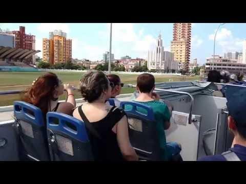 Habana Bus tour Havana Havane Cuba Varadero santiago Holguin Baracoa Guantanamo Cardenas Matanza