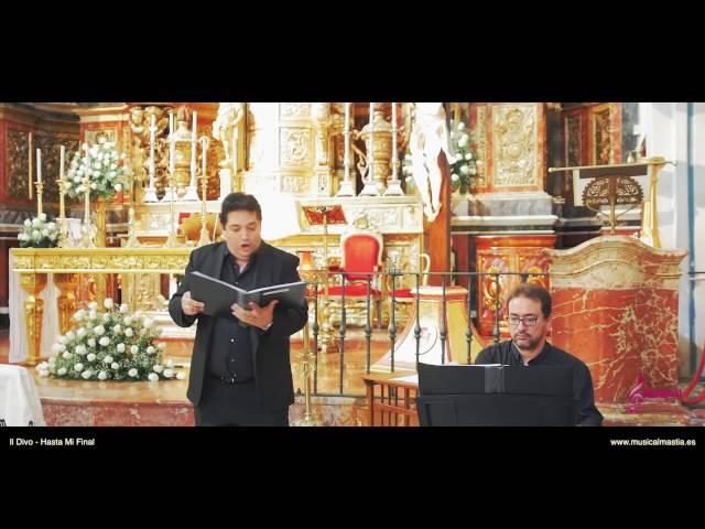 Il Divo - Hasta Mi Final TENOR Y PIANO musica bodas murcia