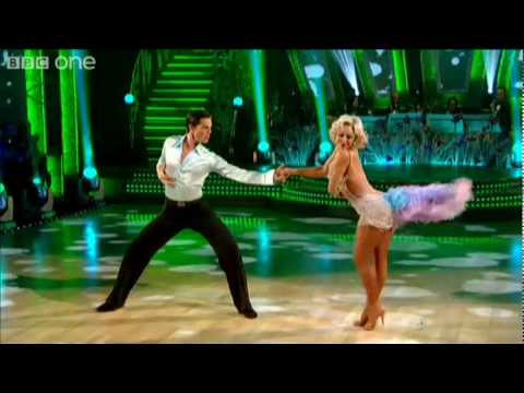 Final: Brian Fortuna And Kristina Rihanoff Perform To Lady Gaga's Just Dance