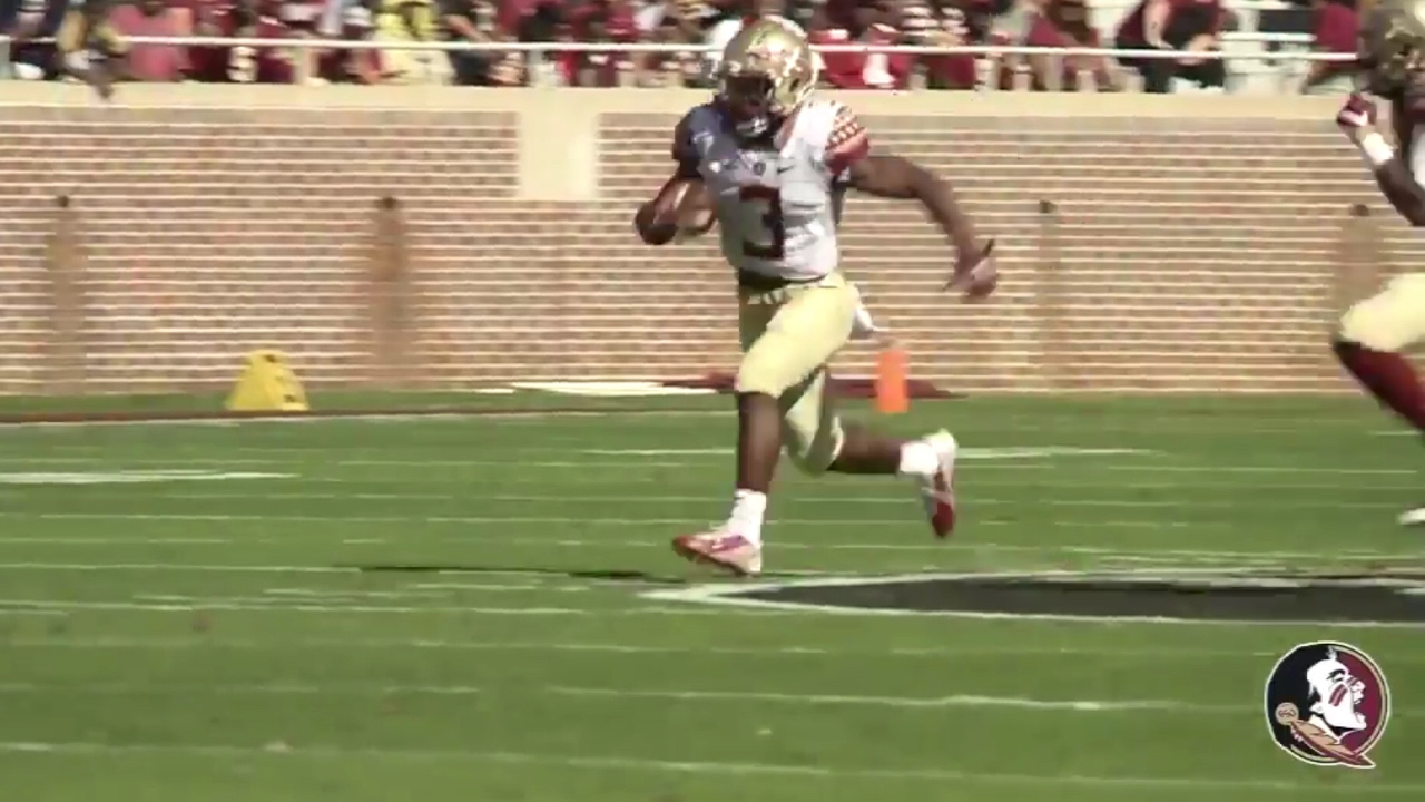 Cam Akers Florida State S Running Back 5 Fast Facts Heavy Com