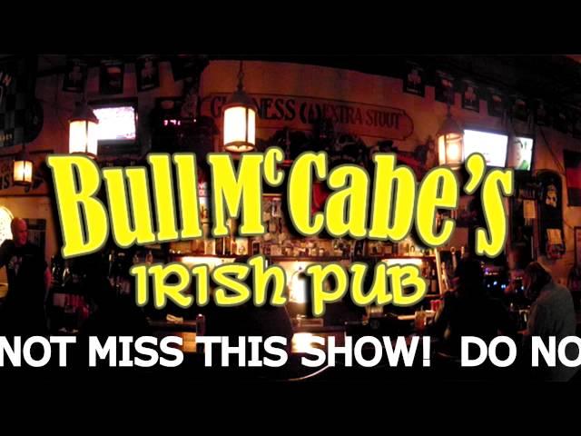 Bull McCabe's Promo for Nov. 15th, 2014.