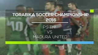 Video Gol Pertandingan PS TNI vs Madura United