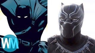 Secret Origins: Black Panther