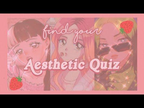 Find your aesthetic quiz 2020 // Aesthetic quiz 2020 ♡