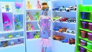 Hướng Dẫn Làm Cửa Hàng Đồ Chơi Cho Búp Bê - Barbie Đi Mua Đồ Chơi Cho Con