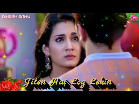 Har Baat Hai Wahi Par Matlab Badal Gaye || Sad Song Status || DINESH SAHU