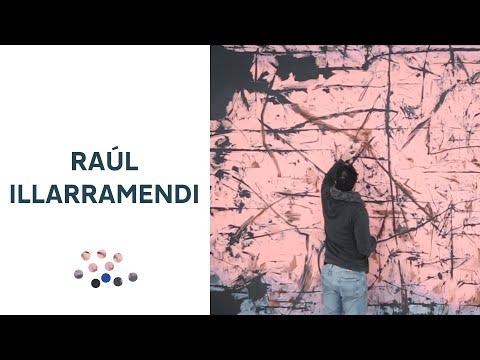 RAUL ILLARRAMENDI 2/3 - Artist in Studio