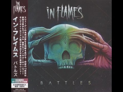 In Flames - Battles (2016) (Japanese Edition) (Full Album)
