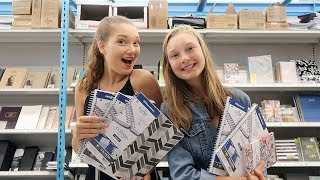 School Supplies Shopping Vlog 2018