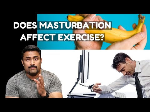 MASTURBATION AND EXERCISE - THE BEST VIDEO EVER