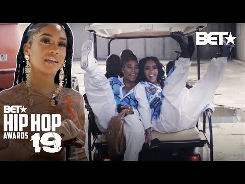 DJ Frosty - The Rise Of Saweetie: Gearing Up For The 2019 Hip Hop Awards Part 1