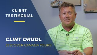 Client Testimonial From Discover Canada Tours