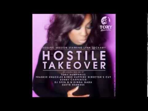 Frankie Knuckles & Eric Kuppers - Hostile Takeover (Director's Cut Feat. Lynn Lockamy)