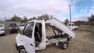 Suzuki Dump Truck Engine Running For River Sage Customer