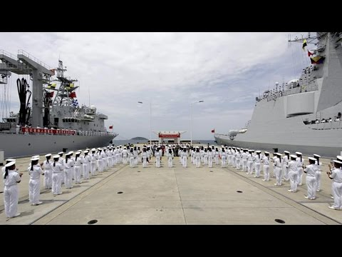 china military power navy force equipment more advanced than Russian?中国海军装备是否已经超越俄羅斯?