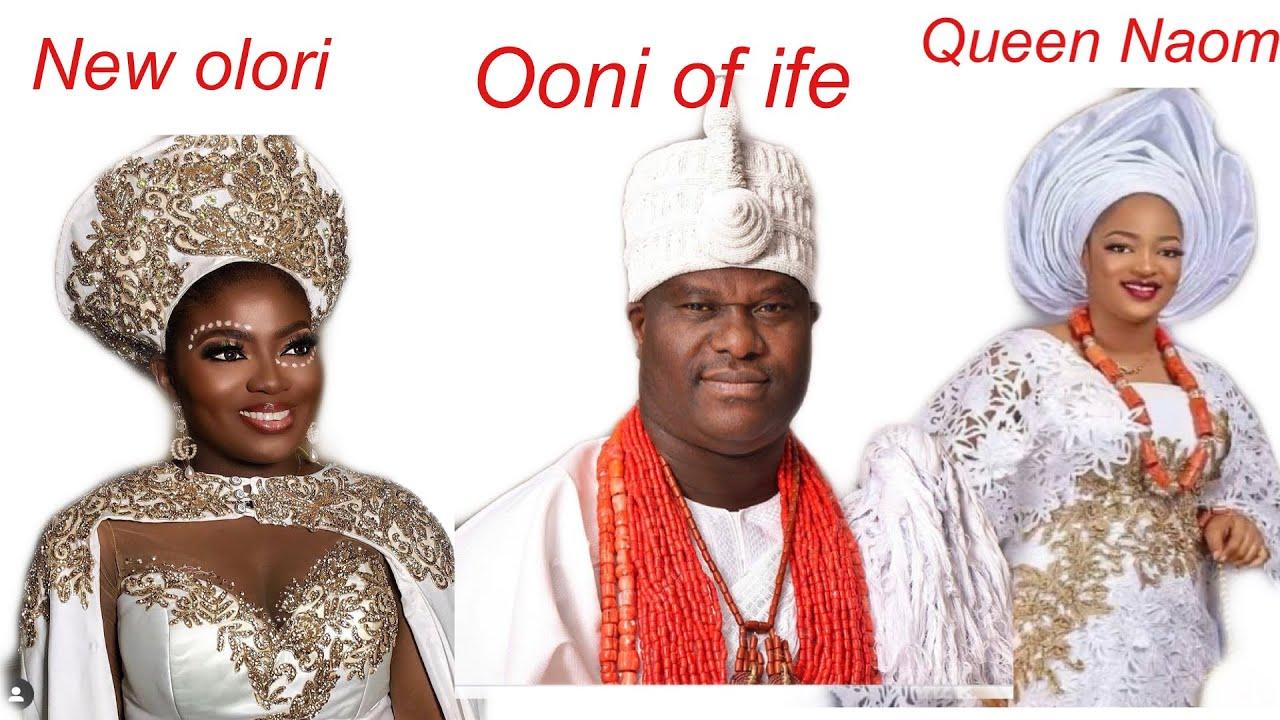 Download Meet ooni of ife new Olori