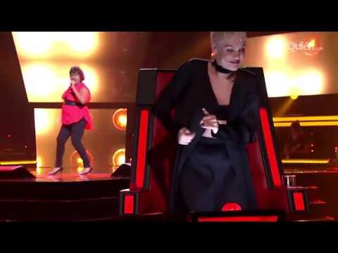 Jessie J sorprende con espectacular audición para the Voice