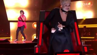 Jessie J sorprende con espectacular audición para the Voice