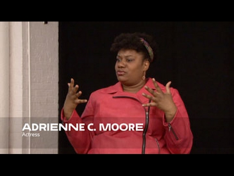 About the Work: Adrienne C. Moore  School of Drama