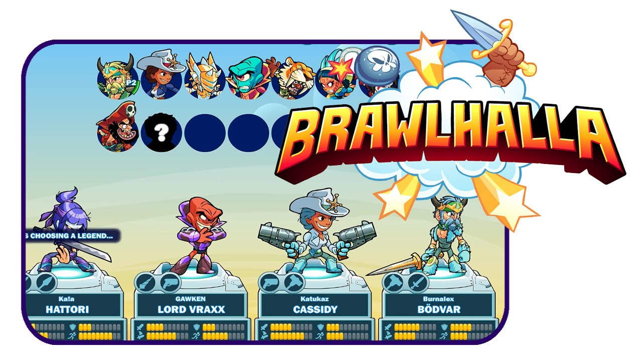 Brawlhalla Codes For Character - 0425