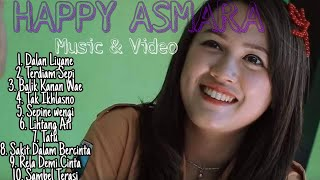 HAPPY ASMARA FULL ALBUM 2020    MUSIC DAN VIDEO
