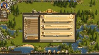 The Settlers Online - Summer (Football) Event 2016 - Test Server quick look