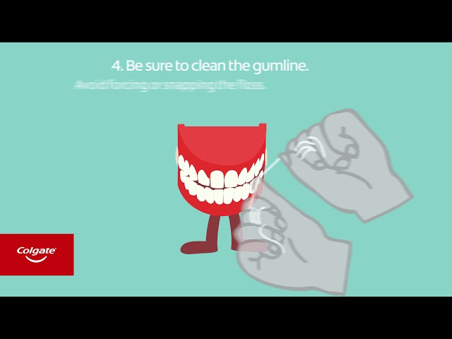 Flossing Techniques Flossing Teeth Effectively