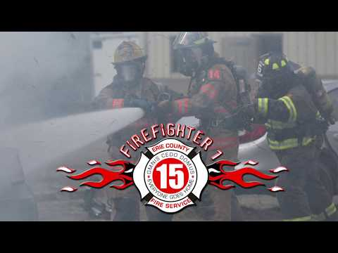 ERIE COUNTY FIREFIGHTER 1 BOOT CAMP 2017-FIRST DRAFT