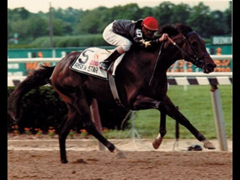 Risen Star Belmont Stakes 1988 Youtube