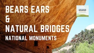 Ep. 101: Bears Ears & Natural Bridges National Monuments | Utah RV travel camping