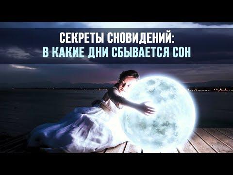 Сонник  Толкование снов бесплатно по дню недели.  Когда снятся вещие сны