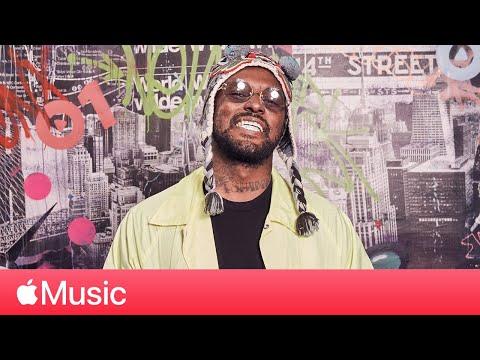 ScHoolboy Q: &39;CrasH Talk&39;    Beats 1  Apple