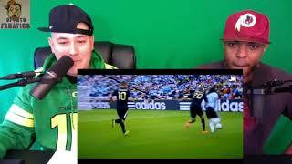 Lionel Messi - A God Amongst Men HD | Reaction