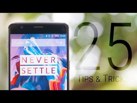 OnePlus 3 - 25 Tips & Tricks!