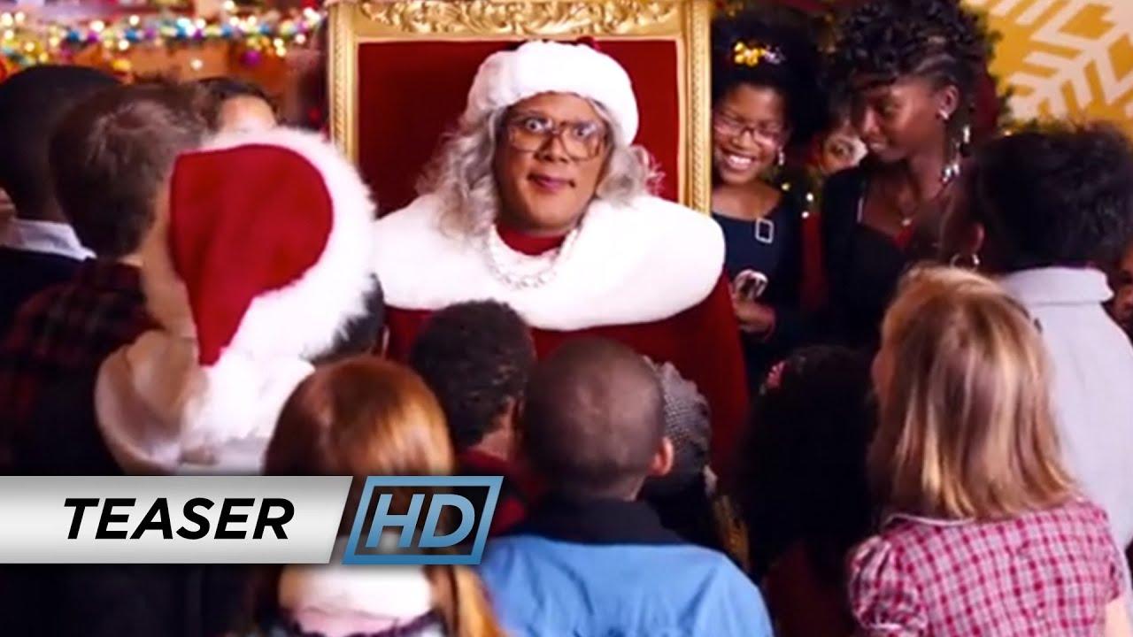 Download A Madea Christmas (2013) - Teaser Trailer